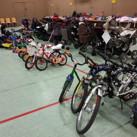 Fahrräder Kinderbasar